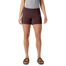 Mountain Hardwear Dynama Shorts Women washed raisin